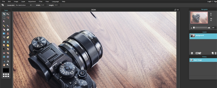 8 skvelých bezplatných online grafických nástrojov